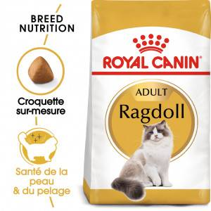 Royal Canin Breed Royal Canin Ragdoll pour chat 10 kg