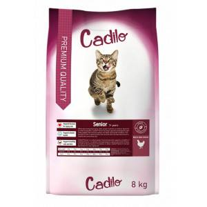 Cadilo Senior pour chat 400 g