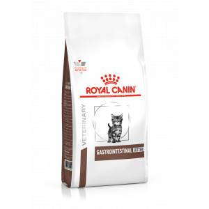 Royal Canin Veterinary Diet Royal Canin Veterinary Gastrointestinal Kitten pour chaton 2 x 2 kg