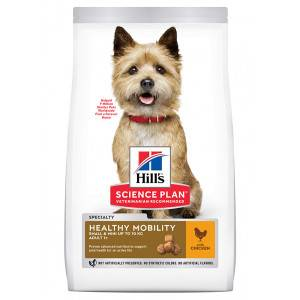 Hill's Healthy Mobility Adulte Petites Races au poulet pour chien 2 x 6 kg
