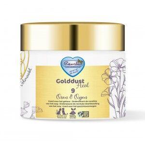 Renske Golddust Heal 9 Oreilles & Yeux - Complément Alimentaire 250 g
