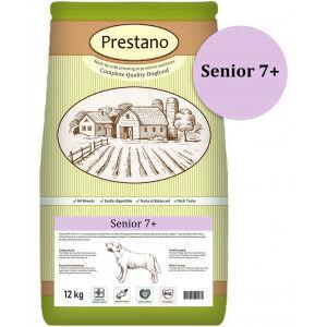 Prestano Senior 7+ pressées pour chien 2 x 12 kg