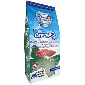 Renske Mighty Omega 3 Plus dinde avec canard pour chien 3 kg