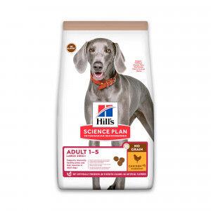 Hill's Adult Large Breed No Grain au poulet pour chien 14 kg
