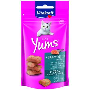 Vitakraft Cat Miams pour Chats  Fromage - par 6