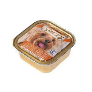 Stuzzzy Mister Stuzzy Dog pâtée à l'agneau et riz pour chien 150 gr. 2 tray (44 x 150 gram)