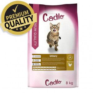 Cadilo Urinary pour chat 2 kg + 2 kg gratuits
