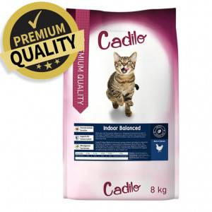 Cadilo Indoor Balanced pour chat 2 kg + 2 kg gratuits
