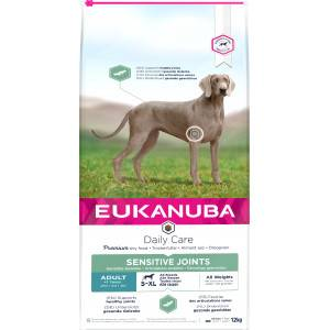 Eukanuba Daily Care Adult Articulations sensibles pour chien 2 x 12 kg