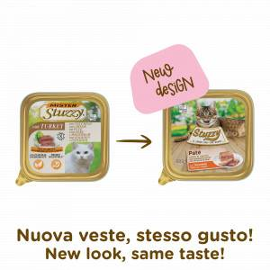 Stuzzzy Stuzzy Pâtée à la dinde pour chat 100 gr. 1 tray (32 x 100 gram)