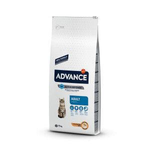 Advance Adult High Protein au poulet et riz pour chat 2 x 15 kg