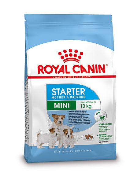 Royal Canin Mini Starter Mother & Babydog pour chiot 2 x 8,5 kg