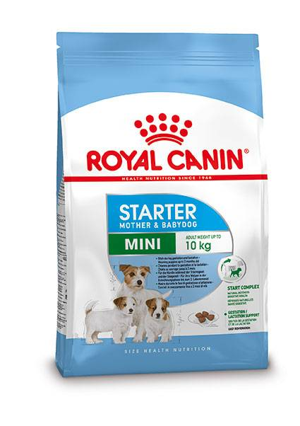Royal Canin Mini Starter Mother & Babydog pour chiot 8.5 kg