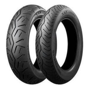Bridgestone PNEU Bridgestone EXEDRA MAX 120/70R18 59W TL,Avant,Radial - Publicité