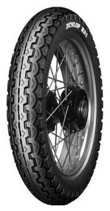 Dunlop PNEU Dunlop K81 TT100 GP 100/90R19 57H TT,Avant,Diagonal,KAWASAKI W650