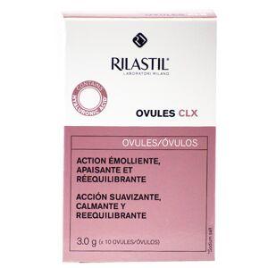Rilastil Ovules Vaginaux CLX 10 ovules - Publicité