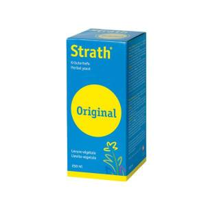 A.Vogel Strath Sirop Tonifiant 250ml - Publicité