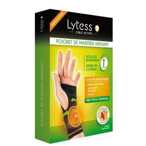 Lytess Cible Active Poignet de Maintien Apaisant T1 Noir - Publicité