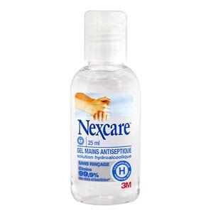 Nexcare Gel Mains Antiseptique 25ml