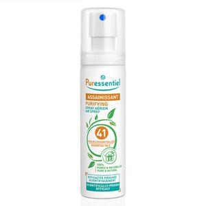 Puressentiel Assainissant Spray aux 41 Huiles Essentielles 75ml - Publicité