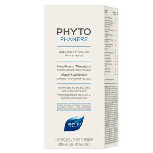 Phyto Phytophanère Force Croissance Volume 120 capsules - Publicité