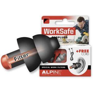 Alpine Bouchon d'Oreilles WorkSafe 1 paire - Publicité