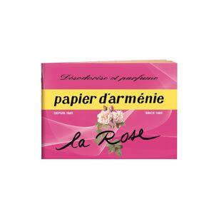 Papier d'Arménie La Rose - Publicité