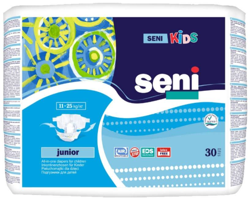 Seni Kids Junior Changes Complets 30 unités