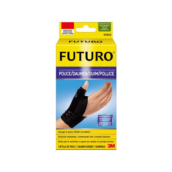 Futuro Attelle de Pouce Main Droite ou Gauche Taille L-XL