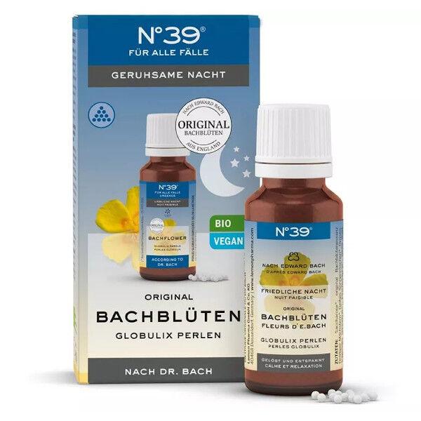 Lemon Pharma Fleurs de Bach Perles Nuit Paisible n°39 Bio 20g