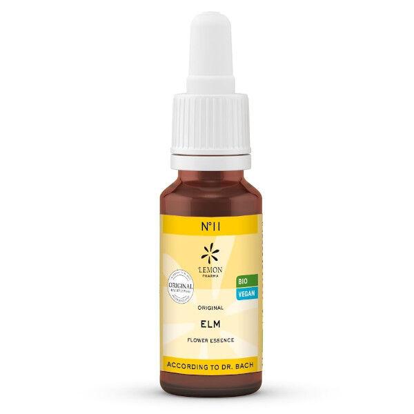 Lemon Pharma Fleurs de Bach N°11 Elm Bio 20ml