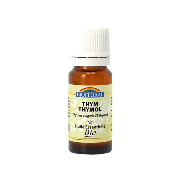 Biofloral Huile Essentielle Bio Thym Thymol 10ml