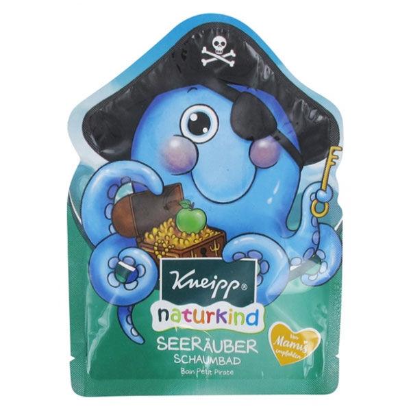 Kneipp Nature Kids Bain Moussant Petit Pirate Pomme 40ml