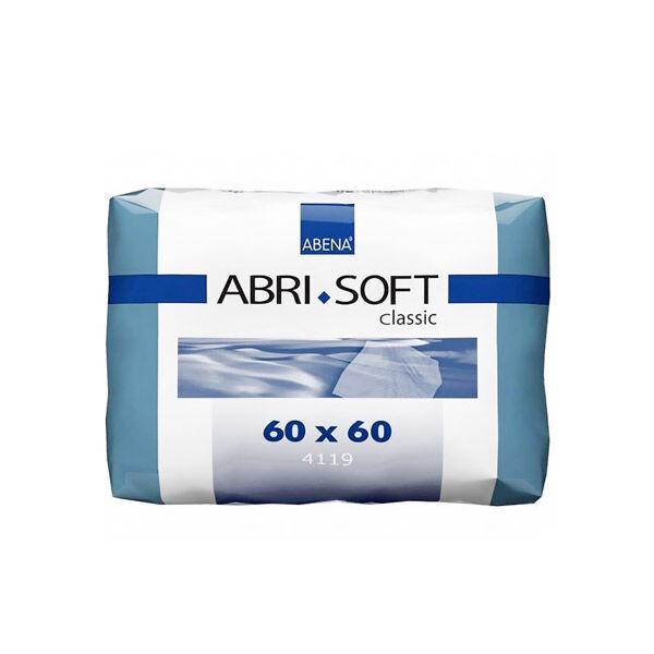 Abena Abri-Soft Alèse Jetable Classic 60 x 60cm 1300ml 25 unités