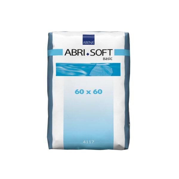 Abena Abri-Soft Alèse Jetable Basic 60 x 60cm 1000ml 60 unités