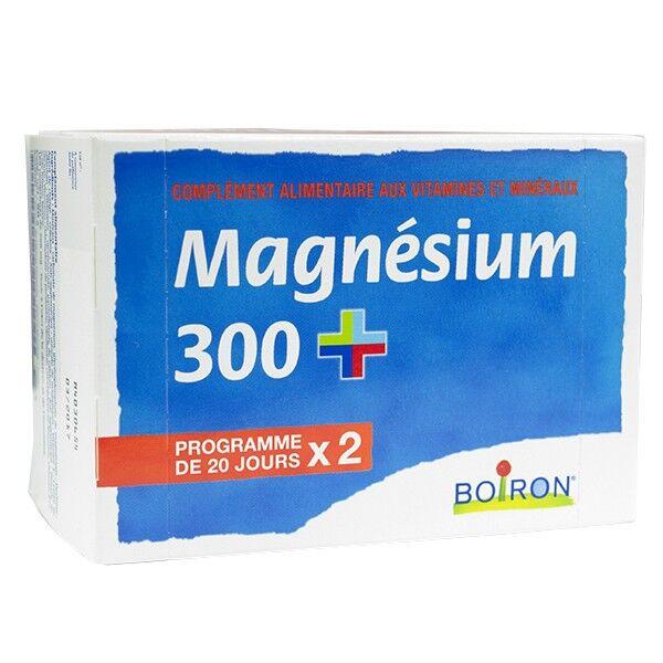 Boiron Magnésium 300+ 160 comprimés