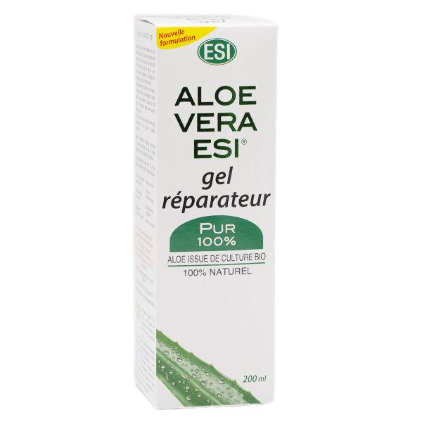 ESI Aloe Vera Gel Pur Réparateur 200ml