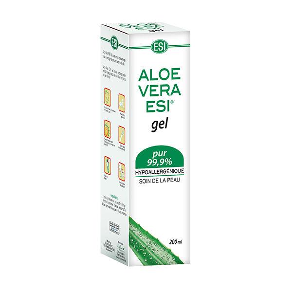 ESI Aloe Vera Gel Pur 200ml