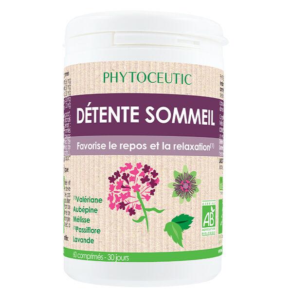 Phytoceutic Détente Sommeil Bio 60 comprimés