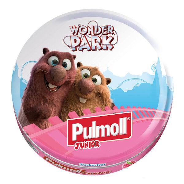KWS Pulmoll Wonderpark Pastilles à la Framboise 50g