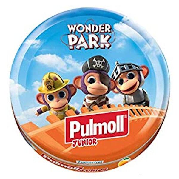 Pulmoll Wonderpark Pastilles à l'Orange 50g
