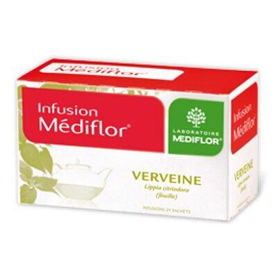Mediflor Médiflor Infusion Verveine 24 sachets