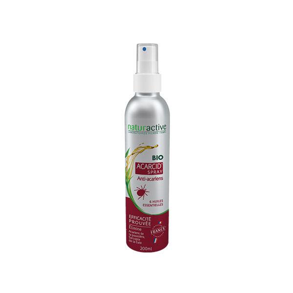 Naturactive Acarcid Spray Anti-Acariens 200ml