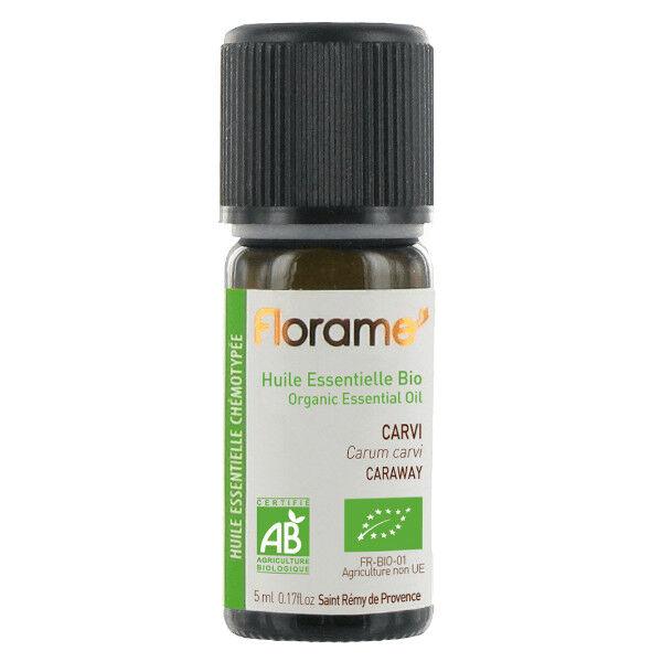 Florame Aromathérapie Huile Essentielle Carvi Bio 5ml