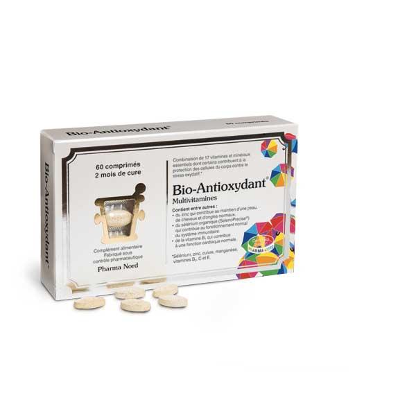 Pharma Nord Bio Antioxydant 60 comprimés
