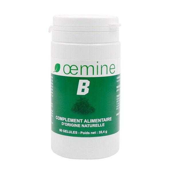 Oemine B Concentré de Germe de Blé 60 gélules
