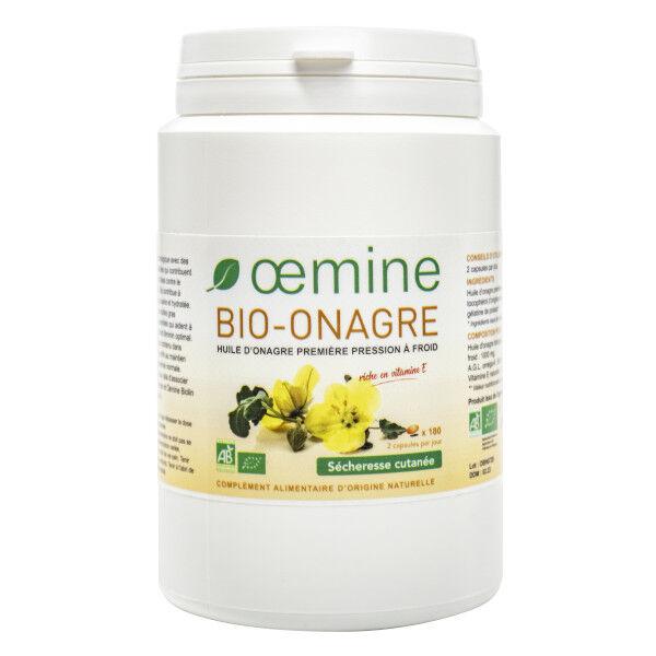 Oemine Bio-Onagre Bio 180 capsules