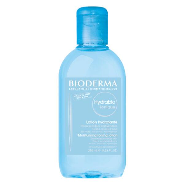 Bioderma Hydrabio Tonique Lotion Hydratante Peaux Sensibles Déshydratées 250ml