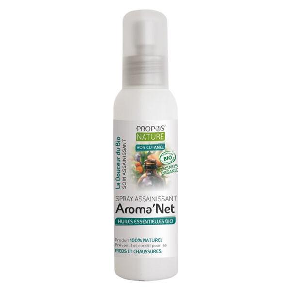 Propos'Nature Propos' Nature Aroma-Phytothérapie Aroma'Net Spray Assainissant Bio 100ml