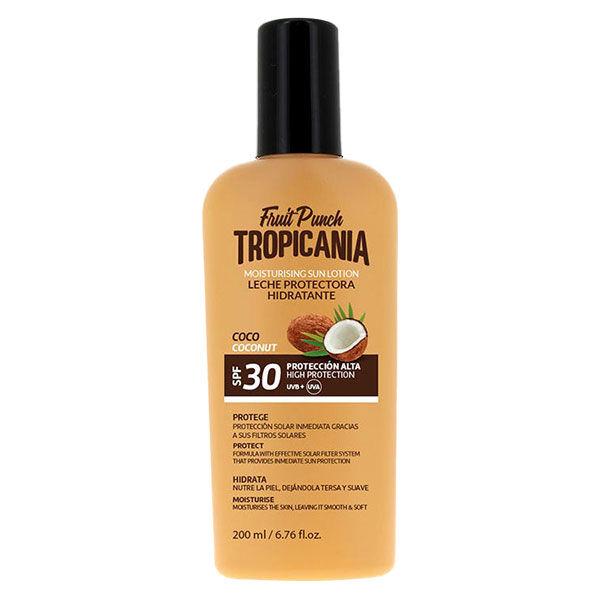 Tropicania Protection Lait Solaire Noix de Coco SPF30 200ml